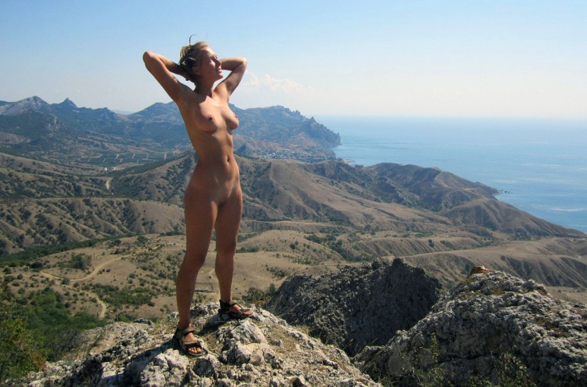 Nudists know how it feels to be completely free.